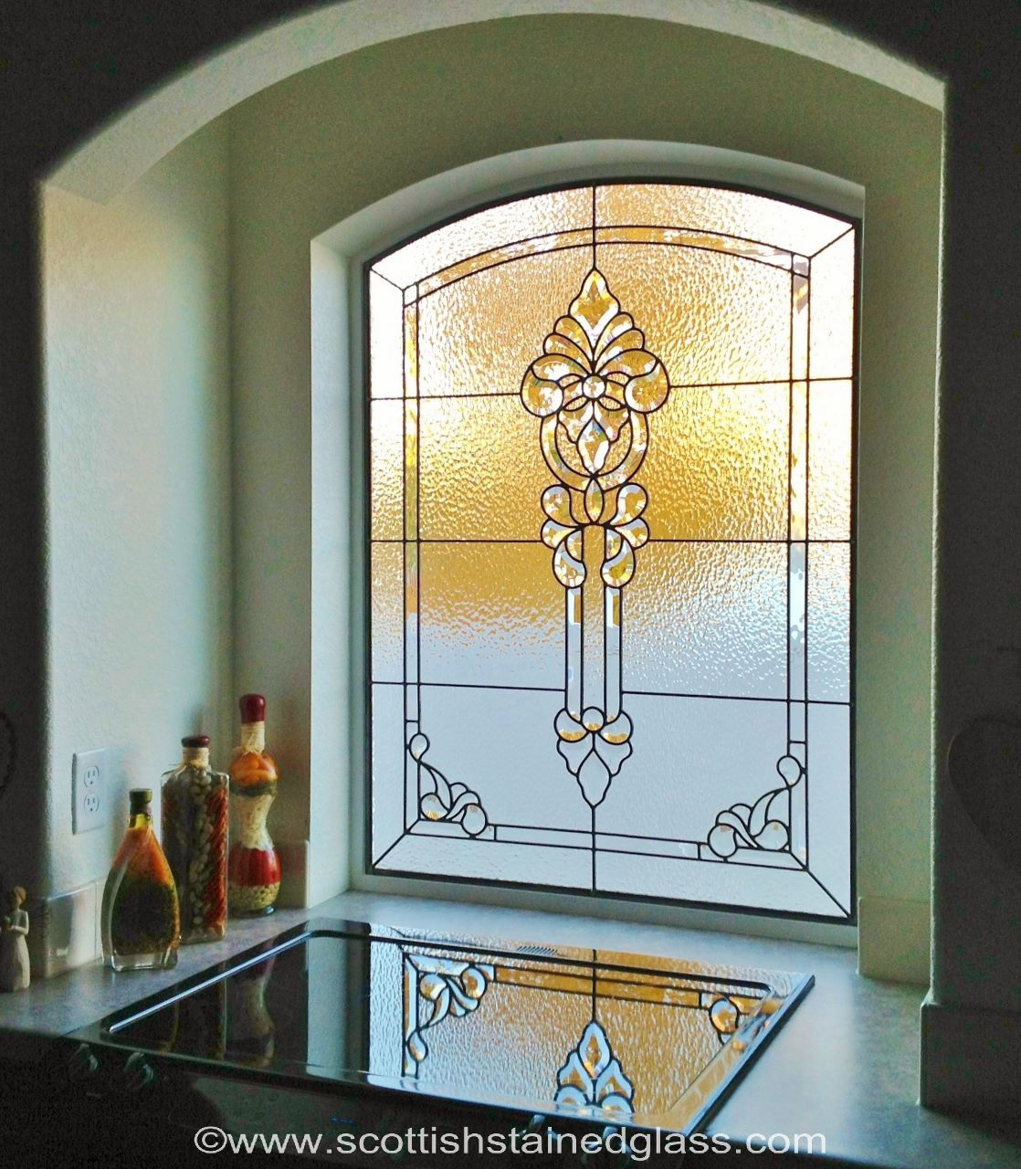 Stained Glass Denver Kitchens - Stained Glass Denver