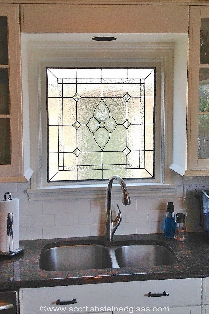 Stained glass denver portfolio stained glass denver for Stained glass kitchen windows
