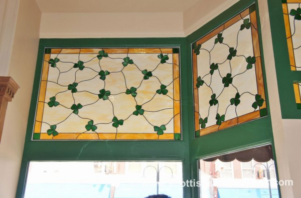 commercial stained glass lakewood