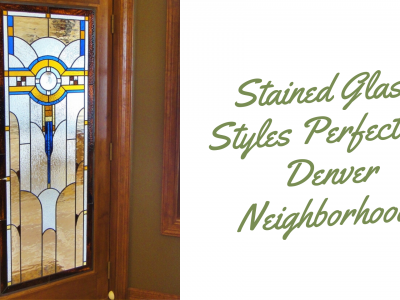 stained glass styles for denver neighborhoods